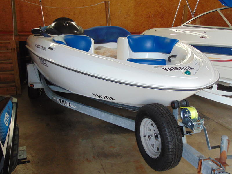Yamaha Exciter   New and Used Boats for Sale