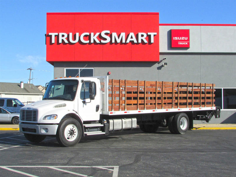 2016 Freightliner® M2 106 Business Class Stake Body Stake Body Truck