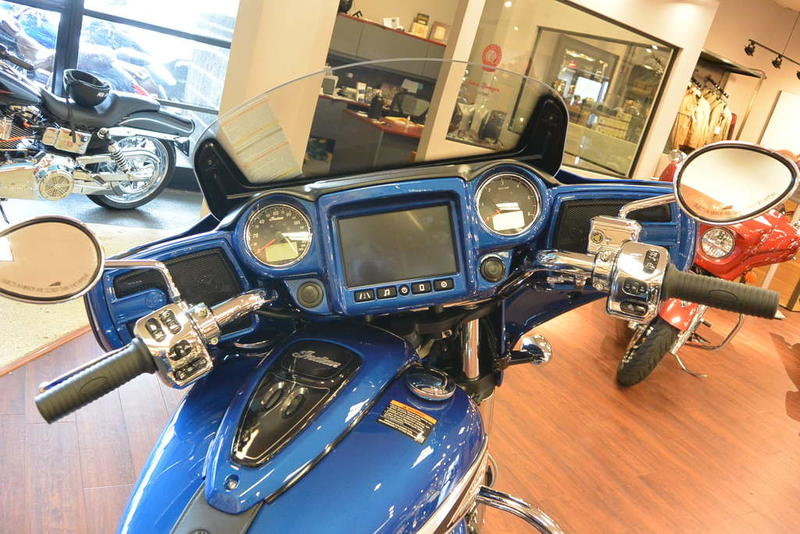 Ride Now Concord >> 2019 Indian Motorcycle® Chieftain® Limited Icon Series Brilliant Blue | RideNow Concord