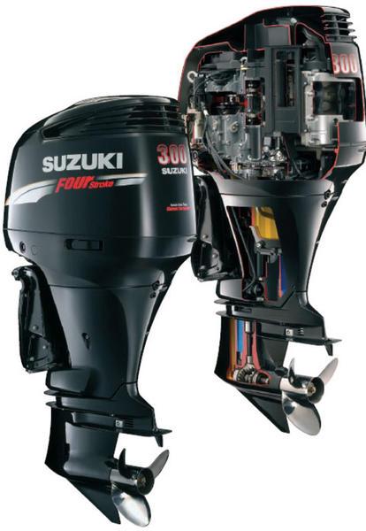 2020 Suzuki Marine Df300ap X Riva Motorsports Miami
