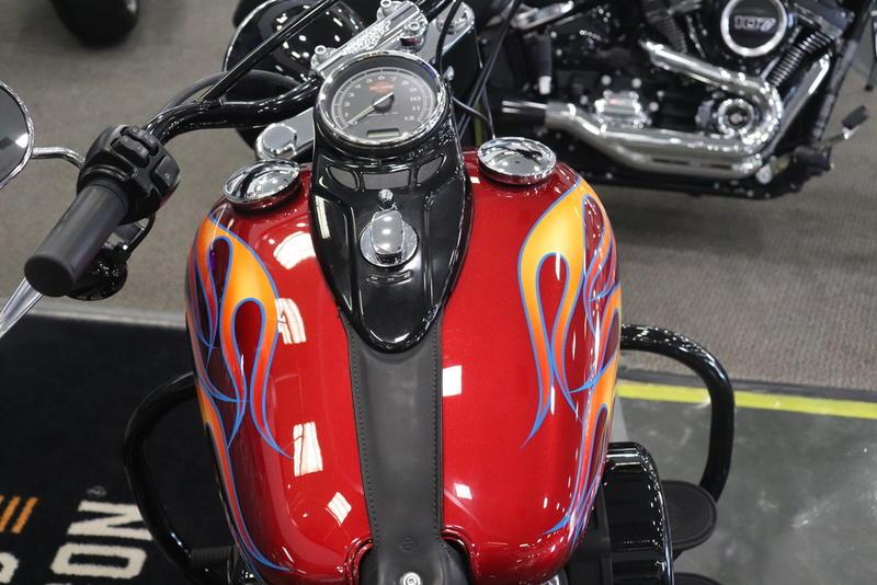 2014 Harley-Davidson® FLS - Softail Slim® | Tobacco Road Harley