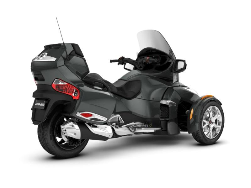 2019 Can Am Spyder RT Limited Chrome