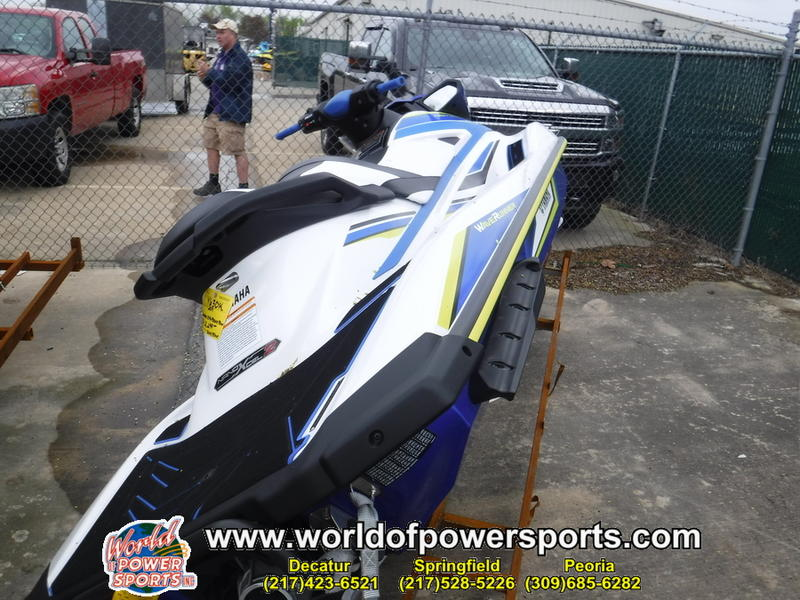 2019 Yamaha VXR- AZURE BLUE METALLIC/ | World of Powersports