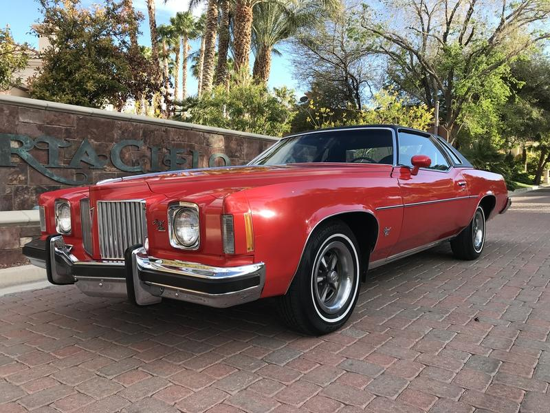 1974 pontiac grand prix atomic motors 1974 pontiac grand prix atomic motors