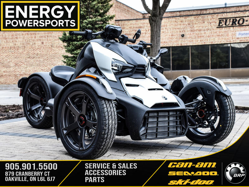2019 Can-Am ATV Ryker 600 ACE™ | 7 of 17