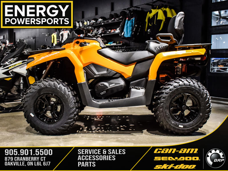 2019 Can-Am ATV Outlander™ MAX DPS™ 450 | 2 of 19