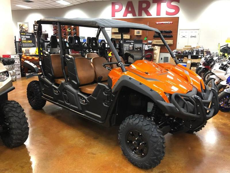2020 Yamaha Viking Vi Eps Ranch Edition Sky Powersports