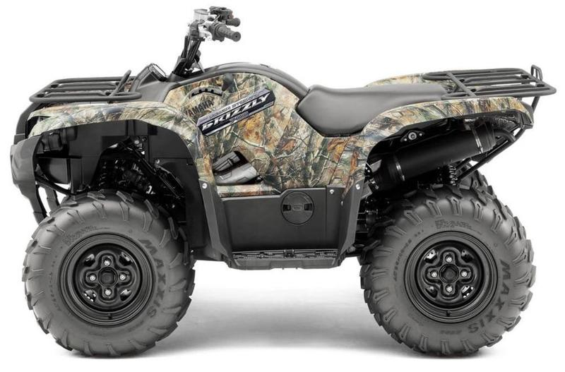 2012 yamaha grizzly 700 fi eps for sale by alberta marine. Black Bedroom Furniture Sets. Home Design Ideas