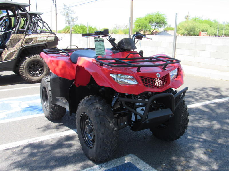 Ride Now Ina >> 2019 Suzuki KingQuad 400FSi | RideNow Ina