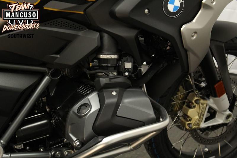 2019 BMW R 1250 GS Adventure Style Exclusive   Mancuso