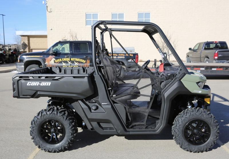 2018 Can-Am™ Defender DPS HD8 5