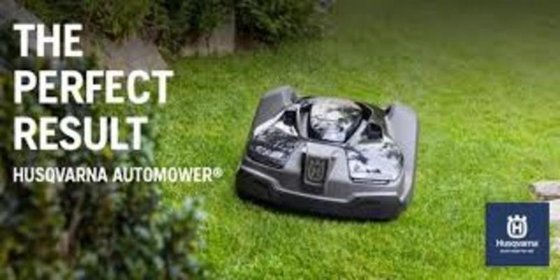 2019 Robotic Lawn Mowers Automower 430XH