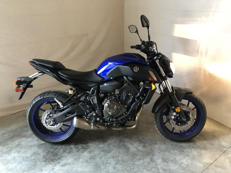 2018 Yamaha MT-07 | Planet Powersports