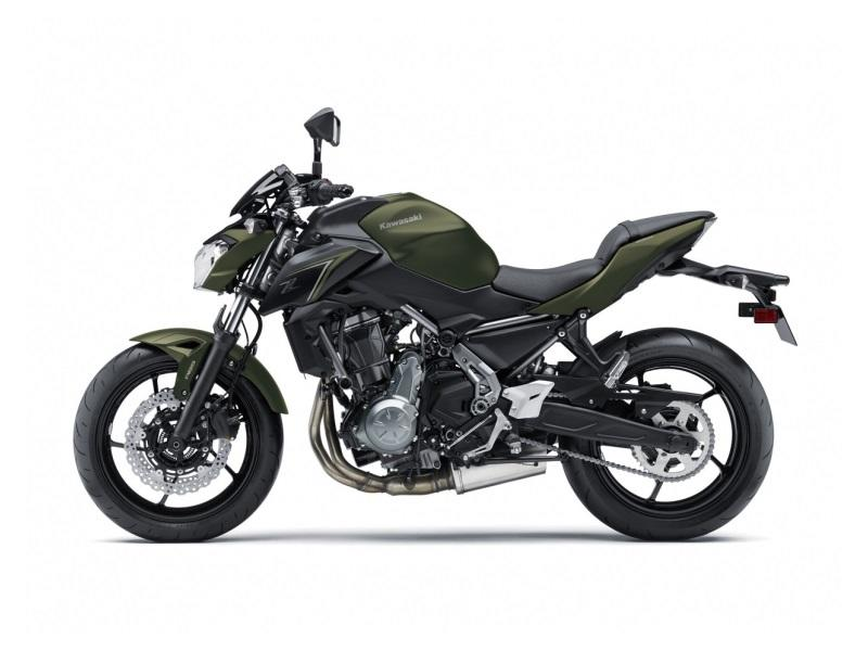 2018 Kawasaki Z650 ABS | 3 of 3