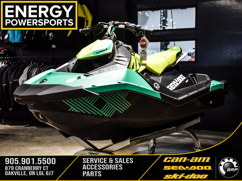 2019 Sea Doo PWC boat for sale, model of the boat is Spark® Trixx 3-up Rotax® 900 H.O. ACE™ IBR & Sound System & Image # 1 of 13