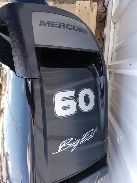 2014 Mercury Marine FourStroke 40 - 60 HP 60 EFI BigFoot