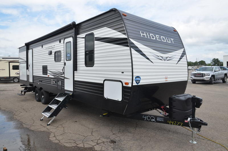 2020 Keystone RV 318LHS TRAVEL TRAILER Stock: 44277 | Holman RV