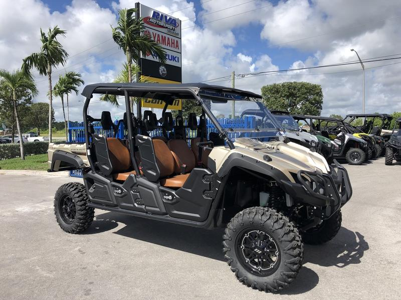 2018 Yamaha Viking Vi Eps Ranch Edition Riva Motorsports Miami