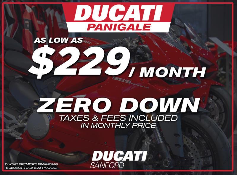 2019 Ducati Panigale V4 S | Ducati Sanford