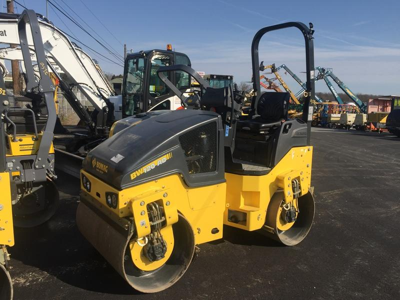 2016 BOMAG 120AD Drum / Roller Compactor