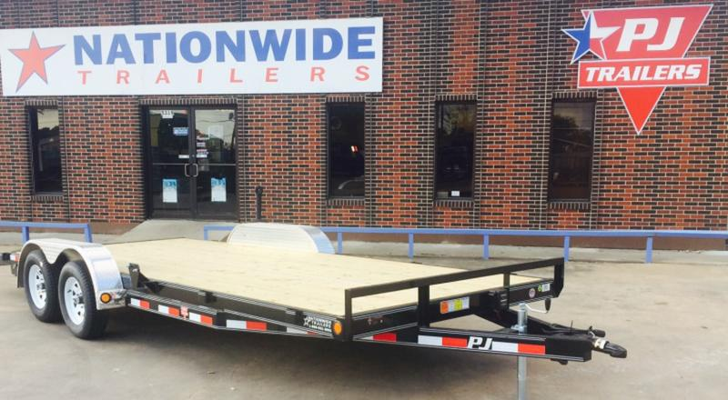 Car Dealerships In Odessa Tx >> Car and equipment Trailers for sale near Houston, San
