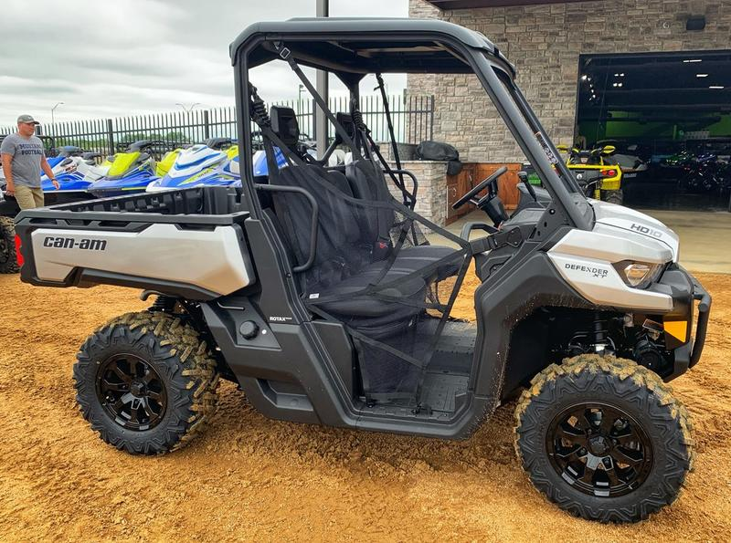 2019 Can-Am® Defender XT™ HD10 | Outdoor Powersports Sherman