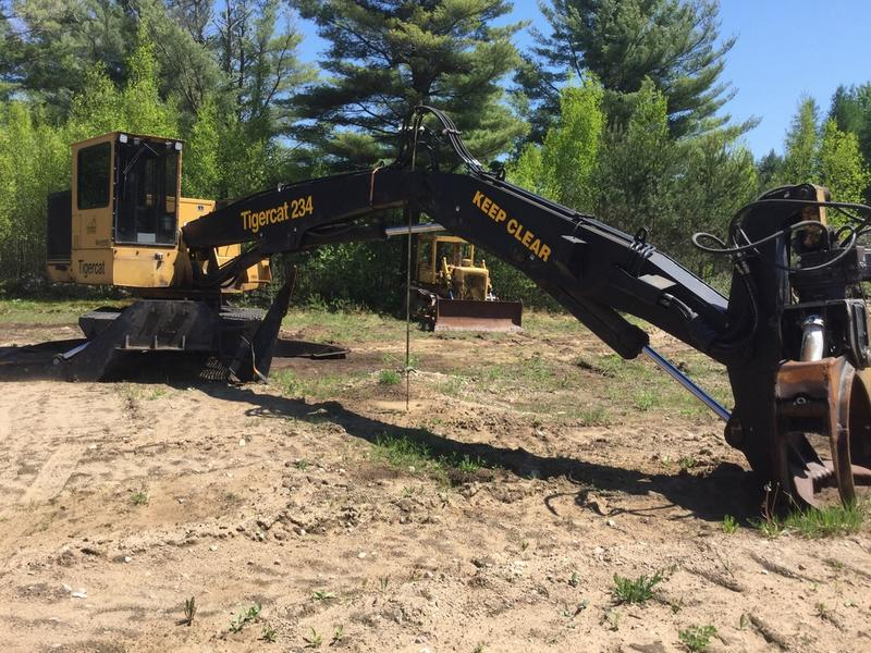 2008 TIGERCAT 234 L2674 | CJ Logging Equipment