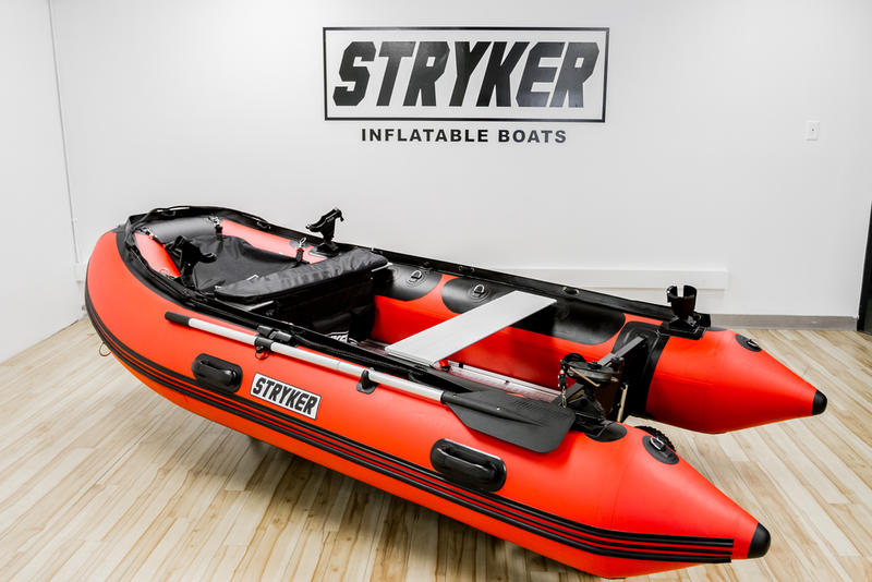 "For Sale: 2018 Stryker Ranger Lx 320 (10' 5"") ft<br/>Alberta Marine"