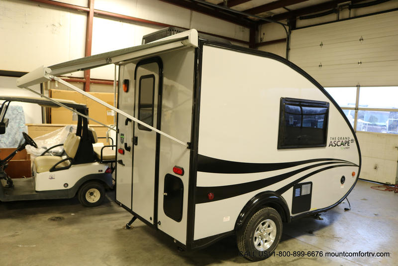 2019 Aliner The Grand Ascape ST | Mount Comfort RV