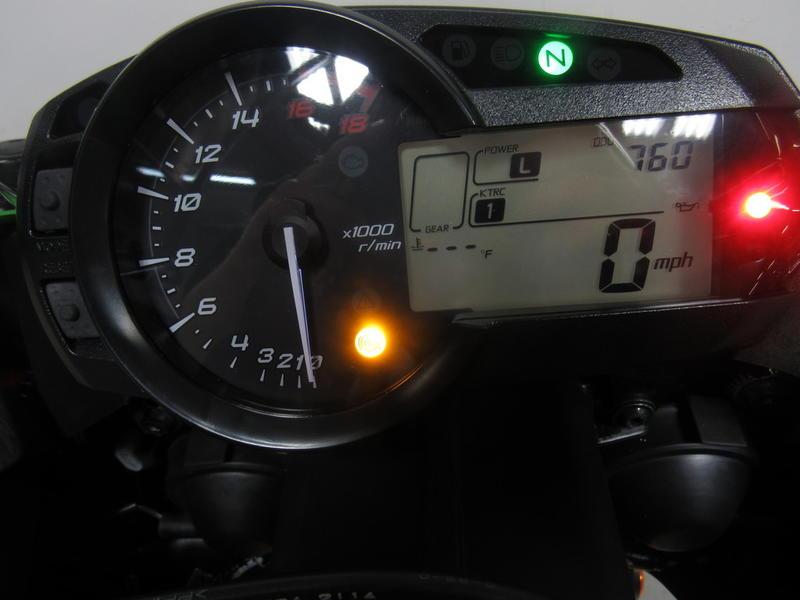 2013 Kawasaki ZX6R 2
