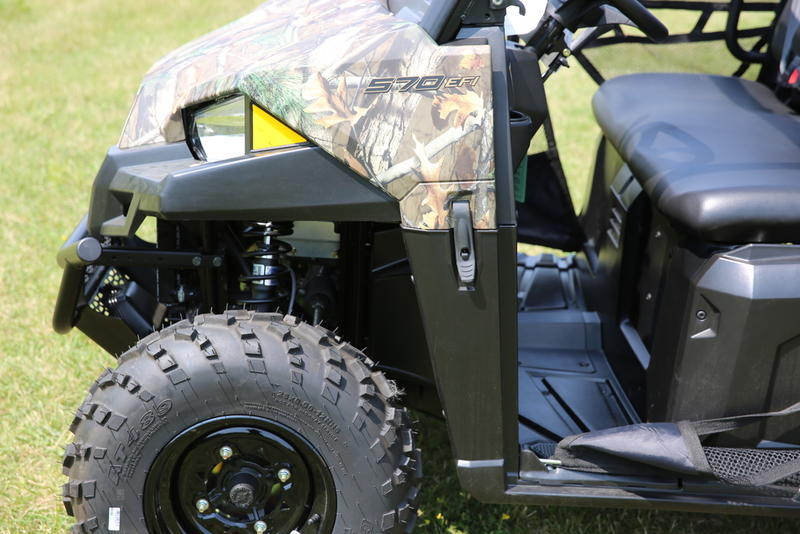 2018 Polaris RANGER 570 Polaris Pursuit Camo 12
