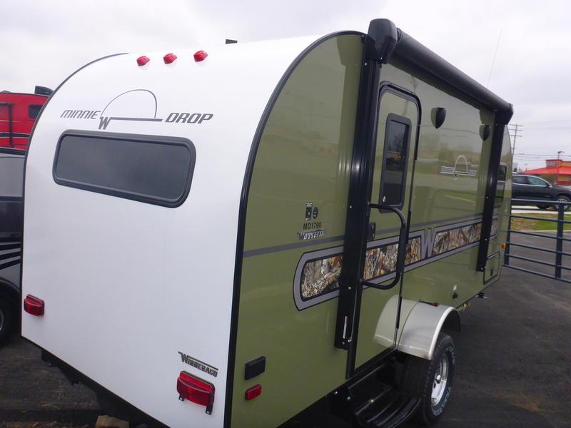 2018 Winnebago 1790   Haydocy Airstream & RV