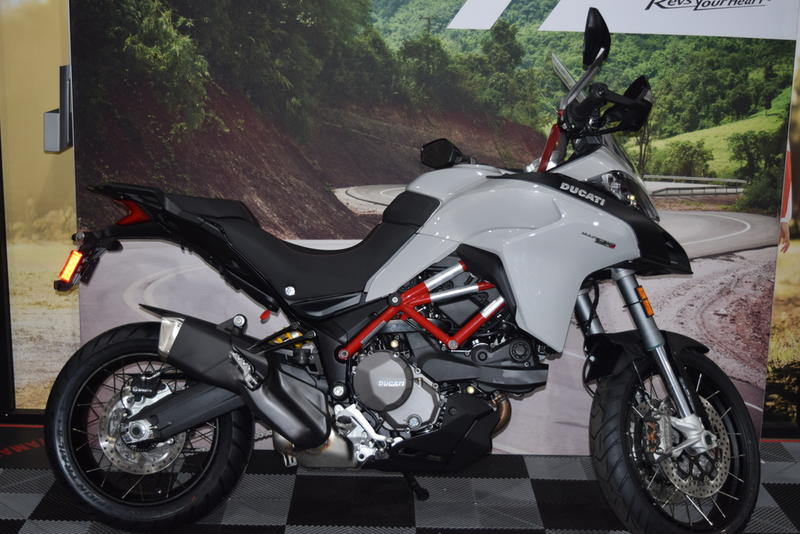 Magnificent 2019 Ducati Multistrada 950 S Spoked Wheels Glossy Grey Caraccident5 Cool Chair Designs And Ideas Caraccident5Info