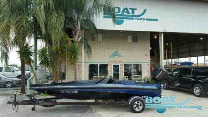 Used  1990 Razor Razormarin 18 Bass Boat in Marrero, Louisiana