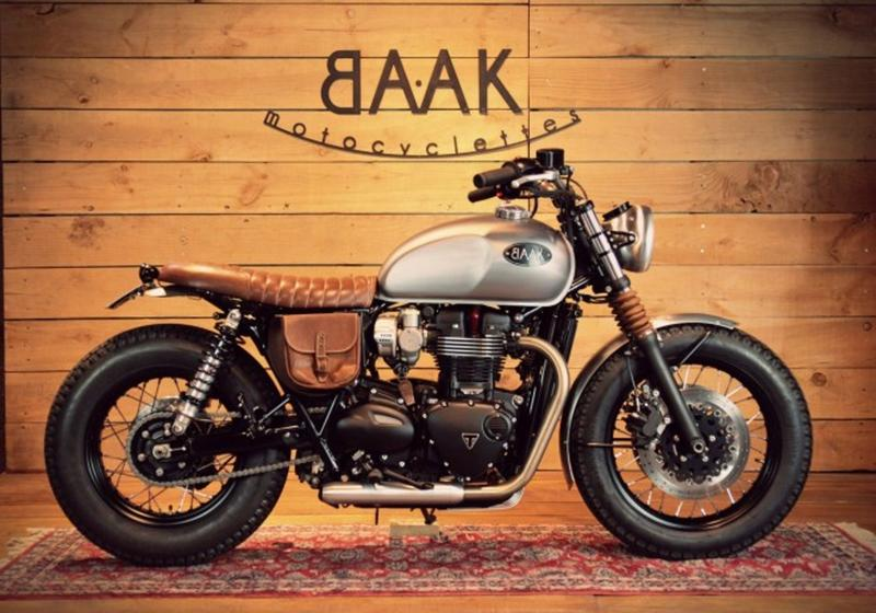 2019 Triumph Bonneville T120 Dandy Bonnie International Motorsports