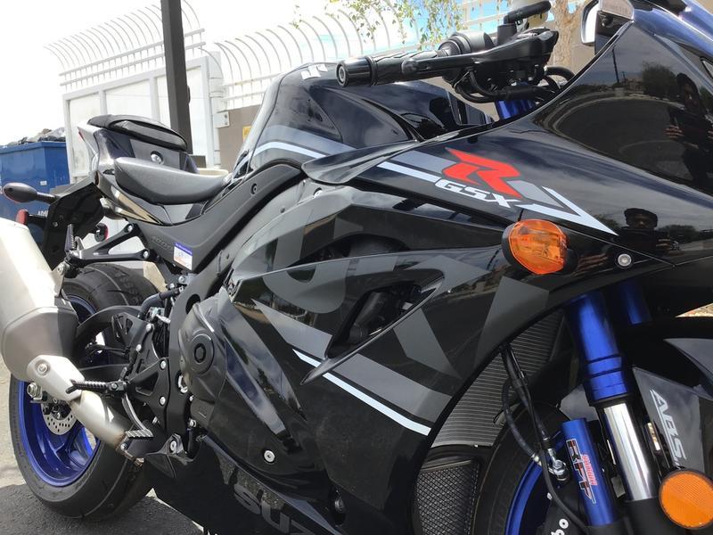 2018 Suzuki GSX-R1000R | RideNow on Boulder