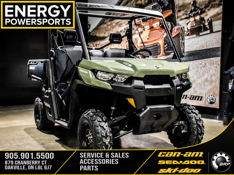 2019 Can-Am ATV Defender HD5 | 6 of 23