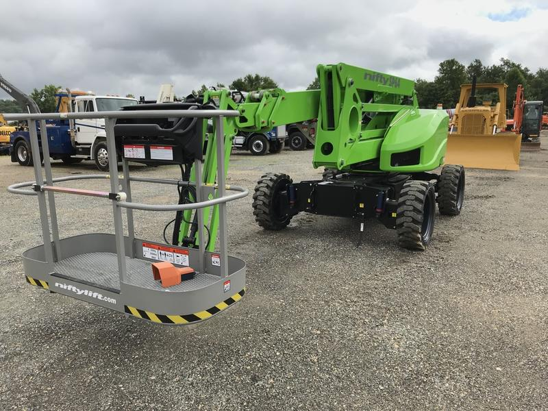 USED 2018 NIFTYLIFT SP64D BOOM LIFT EQUIPMENT #588925