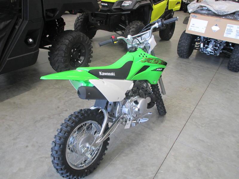 2020 Kawasaki KLX®110