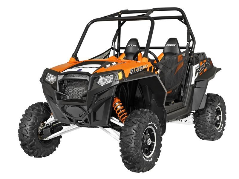 2014 Polaris® RZR® 900 EPS Orange Madness LE | Peak Honda World