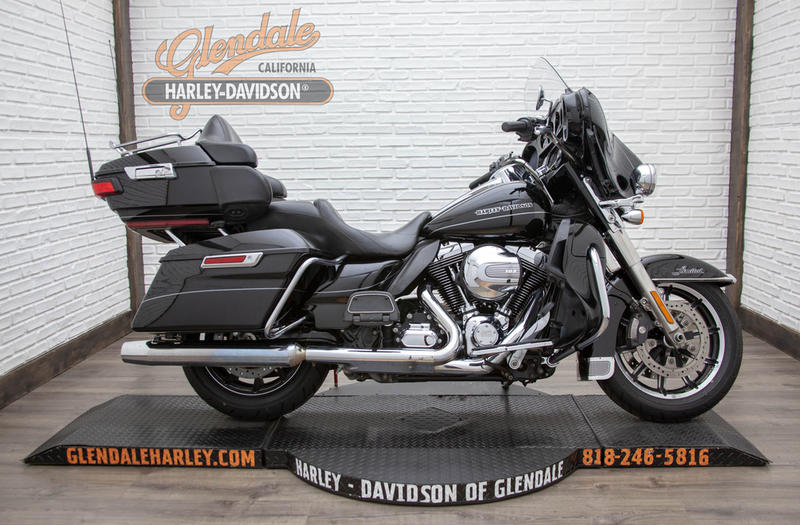 2014 Harley-Davidson FLHTK - Electra Glide Ultra Limited for sale 140643