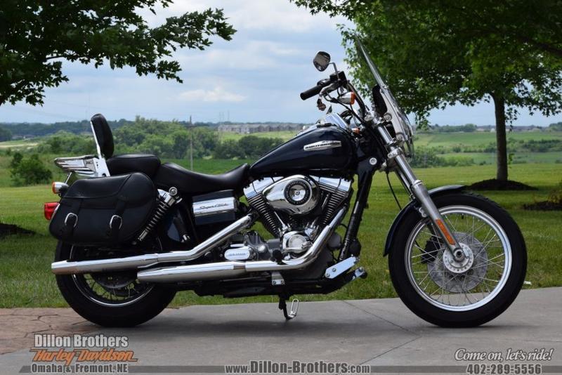 2009 Harley-Davidson® FXDC - Super Glide® Custom   Dillon