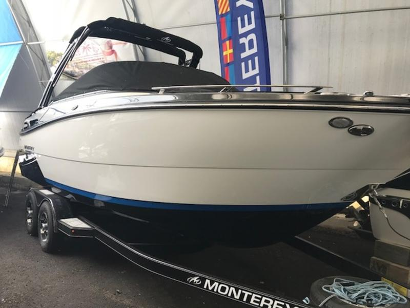 For Sale: 2019 Monterey 258ss ft<br/>Bay Marine