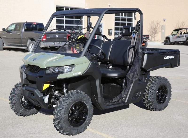 2018 Can-Am Defender DPS HD8 for sale 60617