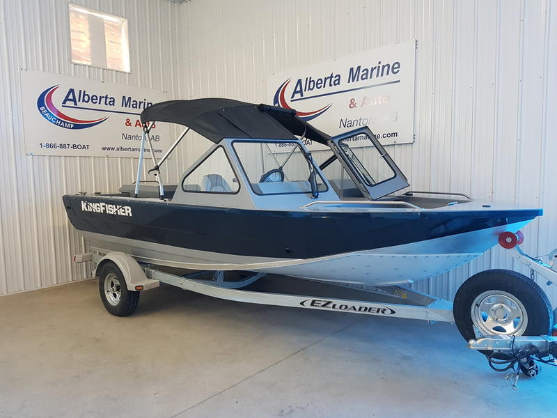 For Sale: 2019 Kingfisher 1775 Extreme Duty ft<br/>Alberta Marine