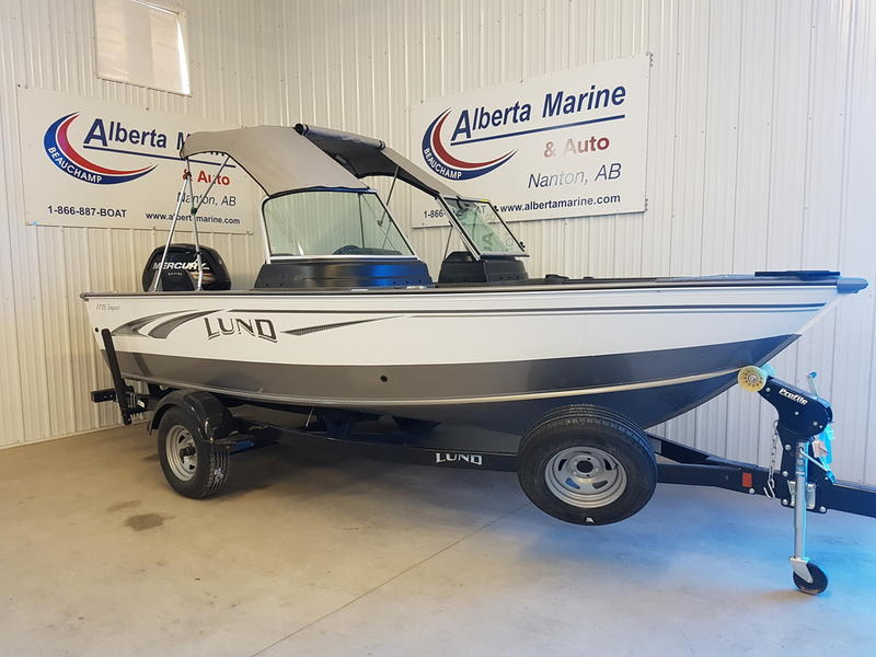 For Sale: 2018 Lund Impact 1775 Sport ft<br/>Alberta Marine