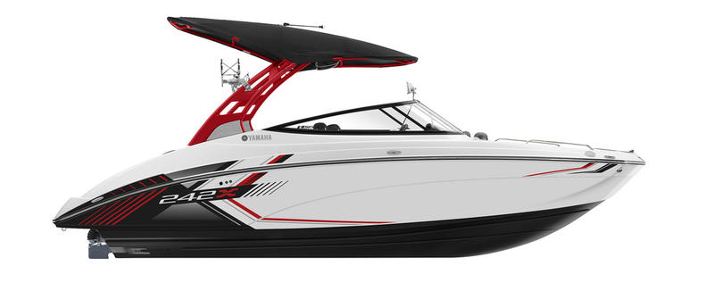 2019 Yamaha Marine 242x E Series Nielsen Enterprises