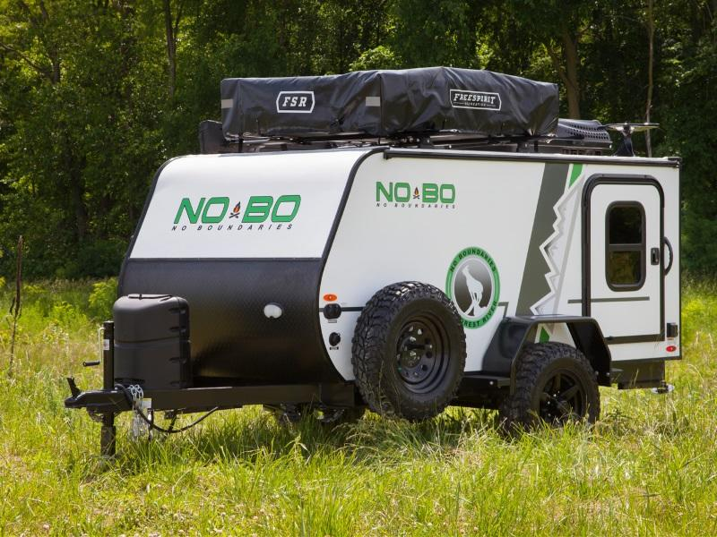 2019 Forest River No Boundaries 10 Series Nb10 6 19nb08