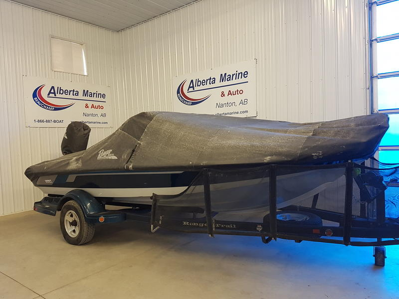 2007 Ranger Boats boat for sale, model of the boat is 1850 VS Reata & Image # 3 of 7