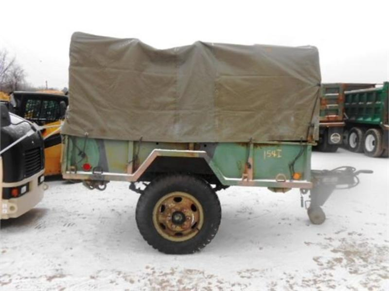 1988 KASEL 2A501M-87 Tag-a-Long Trailer